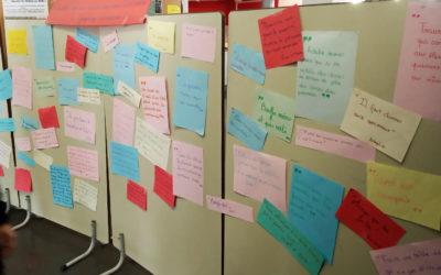 « Contre le Gaspi, j'agis » : des lycéen·ne·s transmettent le message de la lutte contre le gaspillage alimentaire