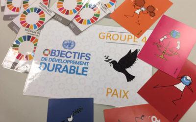 Construire un projet pédagogique autour des outils pédagogiques pour les ODD