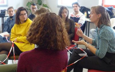 Interview : nos volontaires reviennent sur leur année de Service Civique à KuriOz !