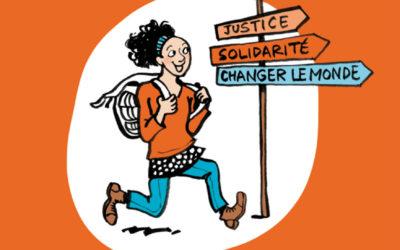J'ai participé à la formation « Partir faire de l'humanitaire en conscience » : une volontaire en Service Civique témoigne